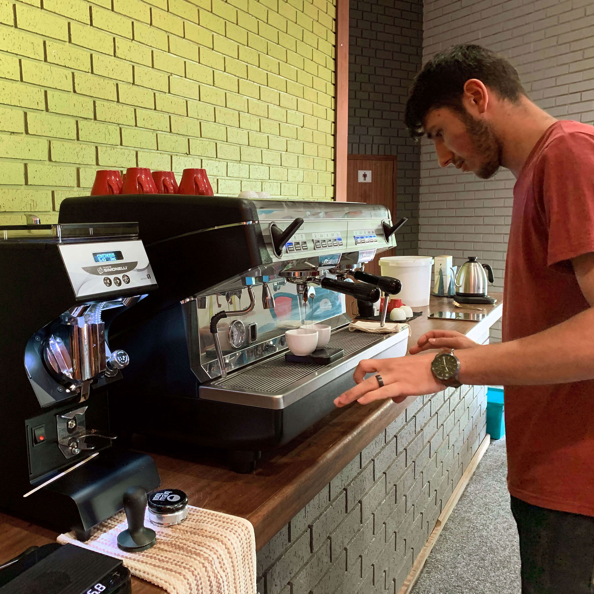 UrbanBrew-Baseline-Barista-Training